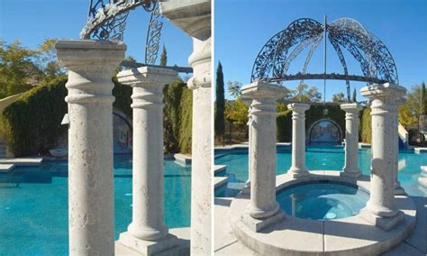 Architectural Columns: Load Bearing Structural Columns