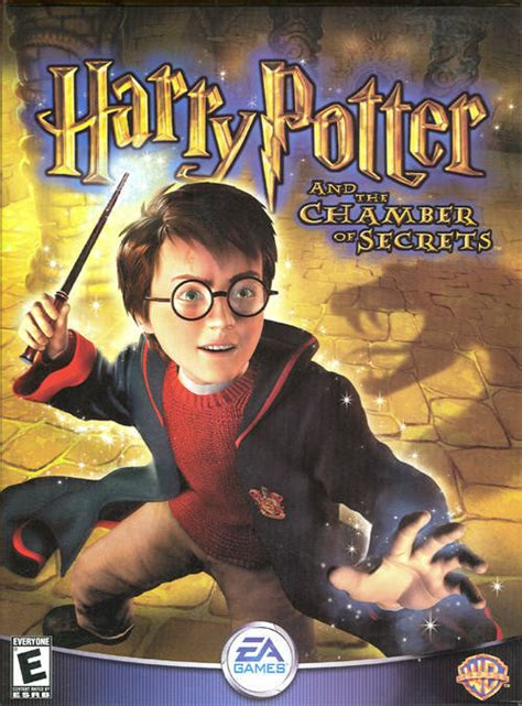 Harry Potter And The Chamber Of Secrets Windows, Mac, XBOX