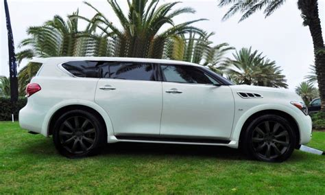LARTE Design Arrives in USA With Scary-Cool INFINITI QX80