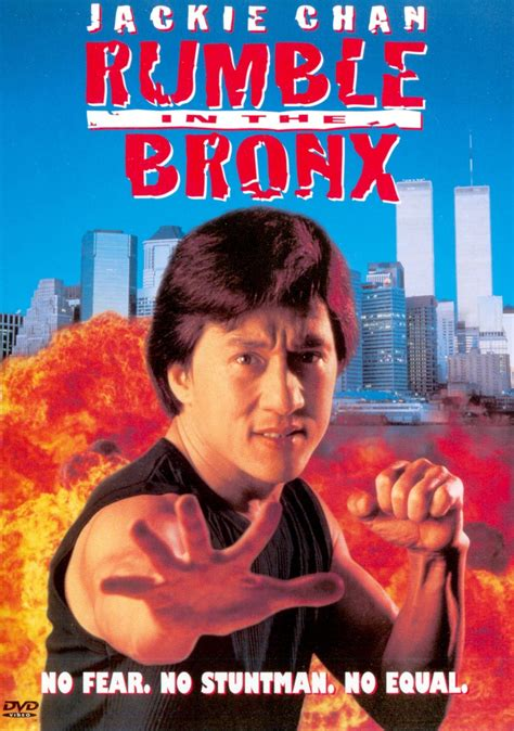Rumble in the Bronx (1995) • movies