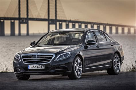 2017 Mercedes-Benz S Class Review, Ratings, Specs, Prices