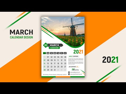 Concise 2021 new year calendar vector free download