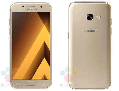 Samsung Galaxy A series 2017 smartphones to be announced