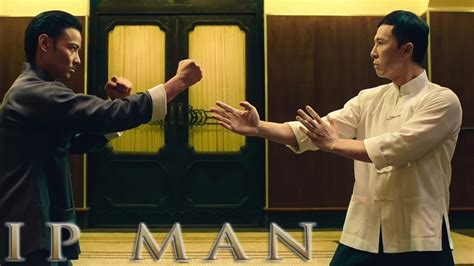 Ip Man 4 Begins Production in 2018! - YouTube