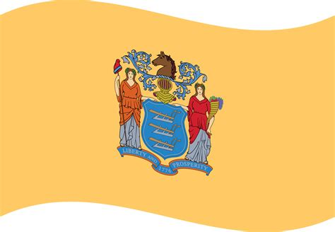 Flag of New Jersey Flag Download