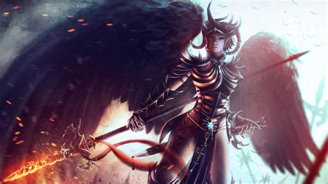 Dungeons & Dragons Fantasy Girl Wallpapers | HD Wallpapers