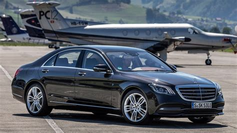 Mercedes-Benz S400d L 2018 review: snapshot   CarsGuide