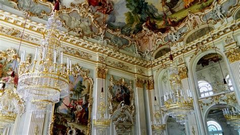 Nymphenburg Palace, A Summer Retreat For the Duke of