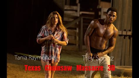 Trey Songz does scary movie 'his way' | Texas Chainsaw 3D